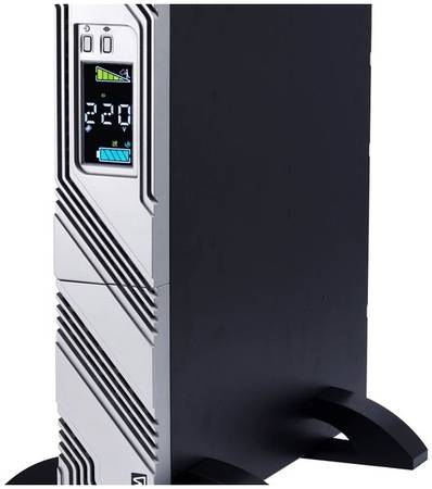 ИБП Powercom Smart-UPS SMART RT SRT-2000A LCD