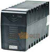ИБП Powercom RPT-1000AP 600W черный 3*IEC320