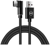 Кабель Mcdodo Glory Series USB - Type-C игровой 5А, 1 метр, чёрный