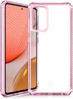 Чехол антибактериальный ITSKINS HYBRID CLEAR для Samsung Galaxy A72, св.