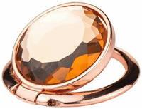 Кольцо Devia Ring Holder Crystal - , Розово-золотой