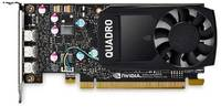 Видеокарта PNY Quadro P400 2Gb (VCQP400V2BLK-1)