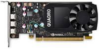 Видеокарта PNY Quadro P400 2Gb (VCQP400DVIV2-PB)