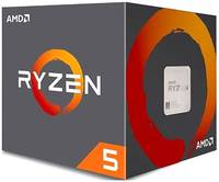 Процессор AMD Ryzen 5 1600 (YD1600BBAFBOX) Box