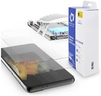 Whitestone Dome Защитное стекло Samsung DomeGlass B2C (2 стекла) Samsung Galaxy S21 2шт. (F-S21-B2C)