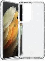 Чехол антибактериальный ITSKINS HYBRID SPARK для Samsung Galaxy S21 Ultra