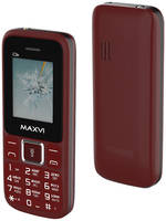 Мобильный телефон MAXVI C3N WINE