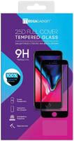 MediaGadget Защитное стекло Media Gadget для Huawei P40 Lite 2.5D Full Cover Glass Black Frame MGFCHP40LFGBK