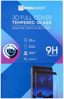 MediaGadget Защитное стекло Media Gadget для APPLE iPhone 11 Pro 3D Full Cover Glass Full Glue Black Frame PMG3DGIP11RFGBK