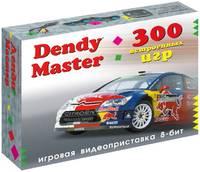 Игровая консоль Dendy Master + контроллер (300 встроенных игр)