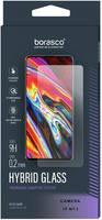 Защитное стекло (Экран+Камера) Hybrid Glass для ZTE Blade A7s (2020)