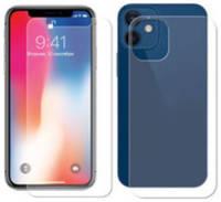 Защитная пленка Red Line для APPLE iPhone 12 Mini Front&Back матовая УТ000023777
