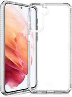 Чехол антибактериальный ITSKINS HYBRID CLEAR для Samsung Galaxy S21