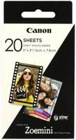 Бумага Canon Фотобумага для Zoemini ZP-2030 20 SHEETS EXP HB