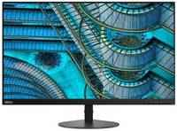 "Монитор Lenovo 27"" ThinkVision S27i-10 черный (61C7KAT1EU)"