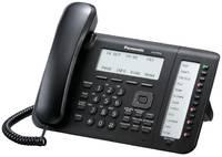 VoIP-телефон Panasonic KX-NT556RU-B