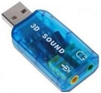 Звуковая карта USB TRUA3D (C-Media CM108) 2.0