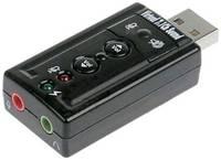 Звуковая карта USB TRUA71 (C-Media CM108) 2.0