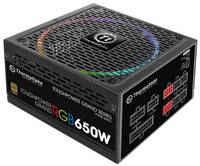 Блок питания Thermaltake ATX 650W Toughpower Grand RGB Sync (PS-TPG-0650FPCGEU-S)