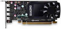 Видеокарта Dell Quadro P1000 4096Mb (490-BDXN)
