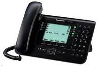 VoIP-телефон Panasonic KX-NT560RU-B