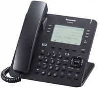 VoIP-телефон Panasonic KX-NT630RU-B