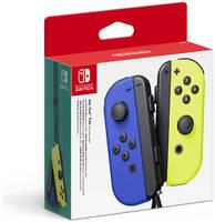Два контроллера Joy-Con для Nintendo Switch (/неоново-желтый)