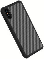 Накладка Devia Shark 2 Shockproof Case для iPhone X/XS - Black