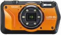 Ricoh Цифровой фотоаппарат Rikoh WG-6 GPS