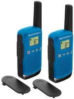 Рация Motorola Talkabout T42 Twin Pack Комплект из двух радиостанций MT198