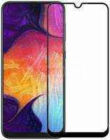 Стекло защитное MOCOLL для Samsung A31/M21/M31 2.5D (Серия ″Storm″) Черный