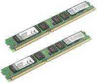 Память DDR3 Kingston 8GB Non-ECC CL9 STD (KVR13N9S8K2/8)