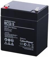 Батарея для ИБП CyberPower Standart series RC 12-5/12V5Ah