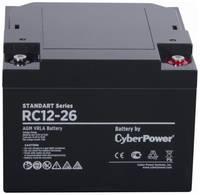 Батарея для ИБП CyberPower Standart series RC 12-26