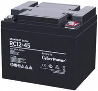 Батарея для ИБП CyberPower Standart series RC 12-45