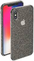 Чехол Deppa Chic Case для Apple iPhone X черный 85339