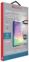 Защитное стекло InvisibleShield Glass+ Visionguard для iPhone XS/X
