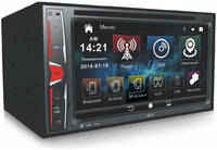 "Автомагнитола ACV AVD-6600 2din ресивер 6.2""/800*480/DVD/FM/AM/MP3/USB/AUX/BT/GPS/MirrorLink/4*45Wt/Phone Charge"