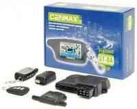 Автосигнализация Cenmax Vigilant ST-8A с обратной связью