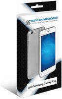 Чехол силиконовый супертонкий DF для Samsung Galaxy A50 sCase-76