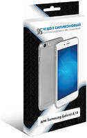 Чехол силиконовый супертонкий DF для Samsung Galaxy A10 sCase-74