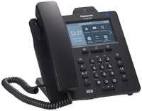 VoIP-телефон Panasonic KX-HDV430RUB