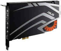 Звуковая карта Asus PCI-E Strix Soar (C-Media 6632AX) 7.1 (STRIX SOAR)
