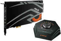 Звуковая карта Asus PCI-E Strix Raid Pro (C-Media 6632AX) 7.1 (STRIX RAID PRO)