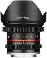 Объектив SAMYANG MF 12mm T2.2 Cine Micro 4/3