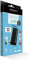 Закаленное защитное стекло MyScreen 3D DIAMOND Glass EA Kit Black iPhone X