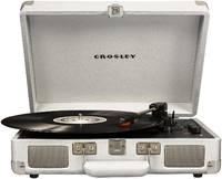 Проигрыватель виниловых дисков Crosley Cruiser Deluxe Sands (CR8005D-WS)
