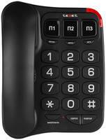 Телефон проводной teXet TX-214