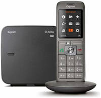 Радиотелефон Gigaset CL660A Sys Rus