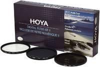 Набор светофильтров Hoya UV (C) HMC MULTI, PL-CIR, NDX8 82.0MM